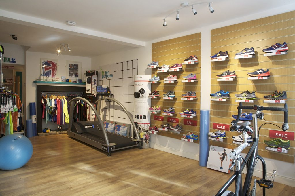 Fit for Purpose shop
